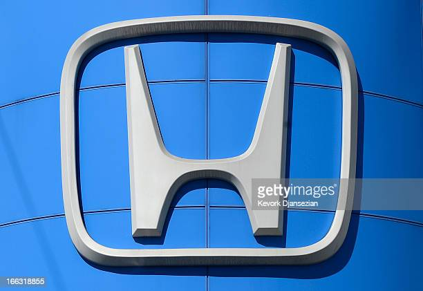 American honda stock photos and pictures getty images for Honda motor company stock