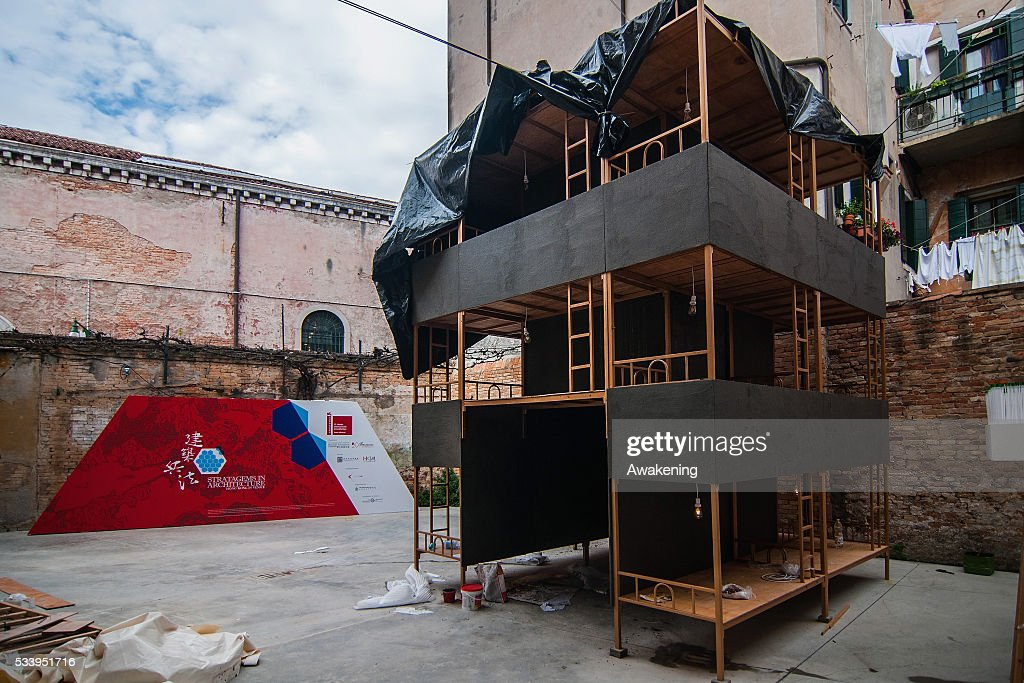 The Hong Kong pavillon expects to be concluded at the 15th Architecture Venice Biennale, on May 24, 2016 in Venice, Italy. The 56th International Architecture Exhibition of La Biennale di Venezia will be open to the public from May 28, 2016 in Venice, Italy.