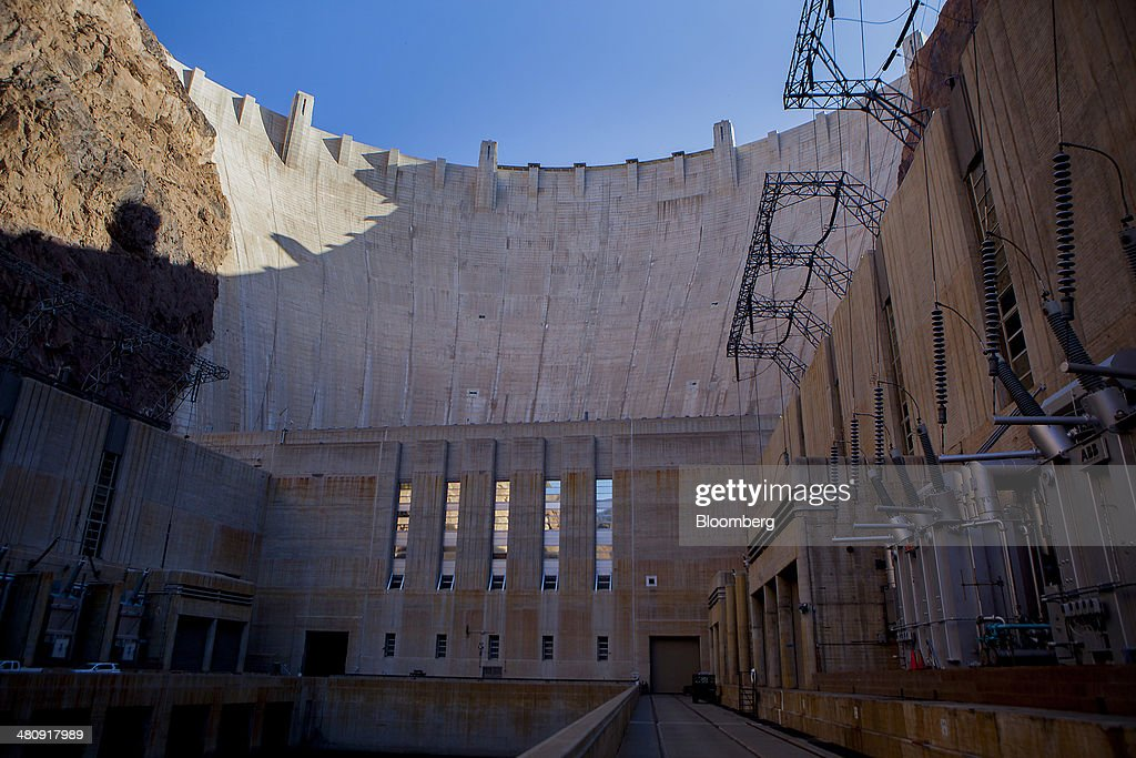 Operations At The Hoover Dam Photos and Images Getty Images