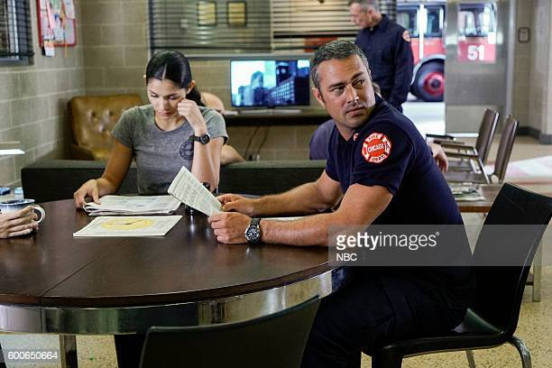 FIRE 'The Hose or The Animal' Episode 501 Pictured Taylor Kinney as Kelly Severide