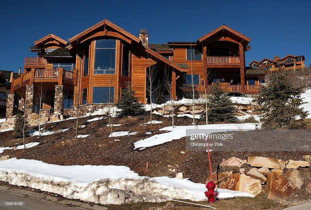 Sundance film festival the hot house in deer valley for Sundance house