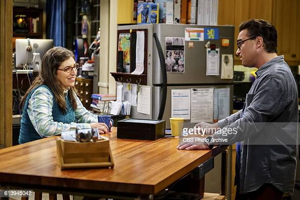 'The Hot Tub Contamination' Pictured Amy Farrah Fowler and Leonard Hofstadter Leonard and Penny must separate a quarreling Sheldon and Amy when their...