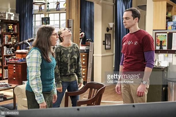 'The Hot Tub Contamination' Pictured Amy Farrah Fowler Penny and Sheldon Cooper Leonard and Penny must separate a quarreling Sheldon and Amy when...