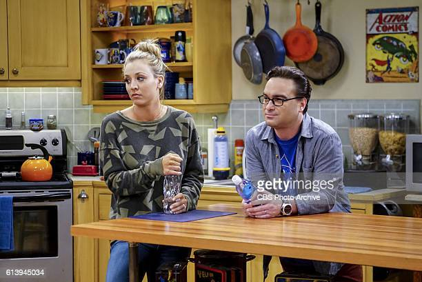 'The Hot Tub Contamination' Pictured Penny and Leonard Hofstadter Leonard and Penny must separate a quarreling Sheldon and Amy when their...
