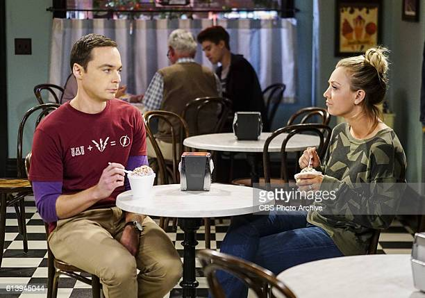 'The Hot Tub Contamination' Pictured Sheldon Cooper and Penny Leonard and Penny must separate a quarreling Sheldon and Amy when their cohabitation...