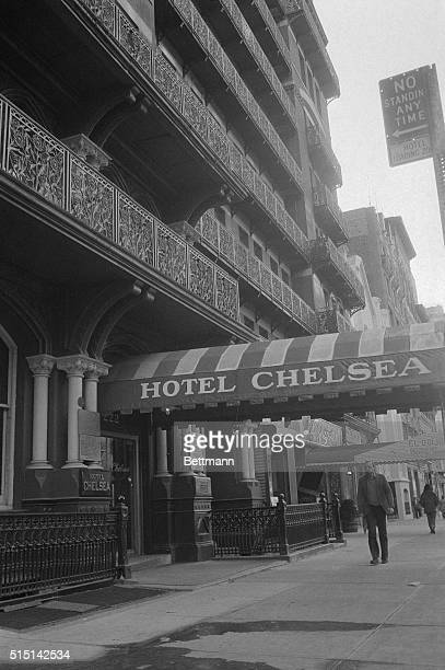 The Hotel Chelsea began its 100th year on November 20 and it is still graceful and rich with memories of the past The red brick structure with its...