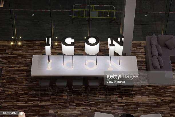 The Hotel Icon Sign Rocco Yim China Architect