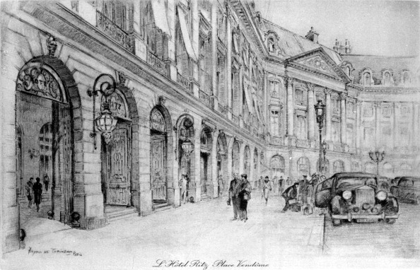 Bryan De Grineau Hotel Ritz