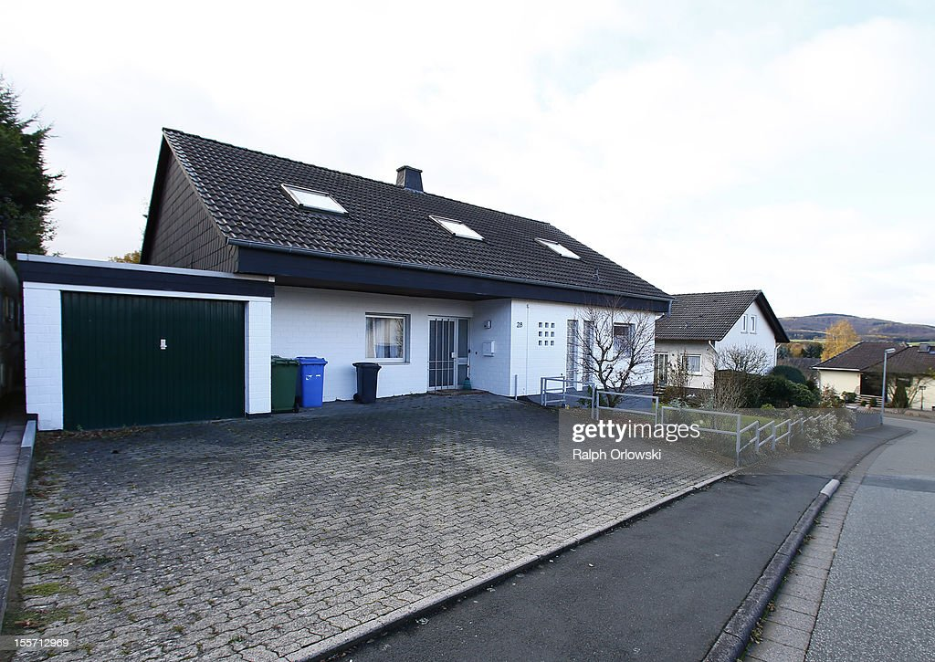 The house at street Ewiger Tal 28, where accused Russian spies with the aliases Andreas and Heidrun Anschlag last lived, stands on November 7, 2012 in Marburg an der Lahn, Germany. Anschlag and his wife, alias Heidrun Anschlag, were arrested in the fall of 2011 by German police and are scheduled to face trial in January. The couple came to Germany in 1988, reportedly as KGB spies, and continued operating for the modern Russian intelligence service while maintaining a front as immigrants from South America. Among their biggest coups was recruiting Dutch Foreign Ministry worker Raymond Valentino Poeteray, who sold them top secret NATO documents. The couple also had a daughter while living in Germany, who is now in her early 20s and reportedly knew nothing of her parents' true identity and espionage activities. German law enforcement authorities came onto the Anschlags' trail following the arrests last year of 10 Russian spies in the United States.