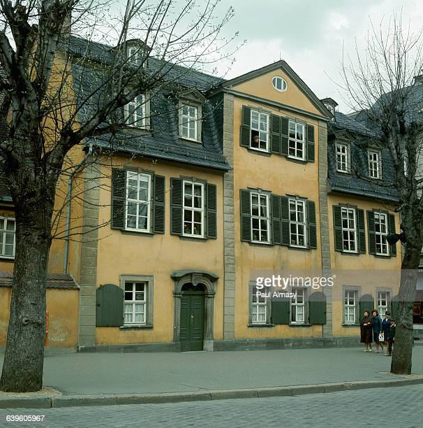 The House of Schiller in Weimar