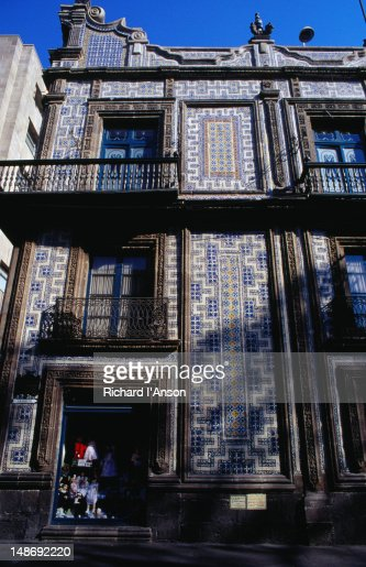 The house of tiles in centro historico in mexico city for House of tiles mexico city