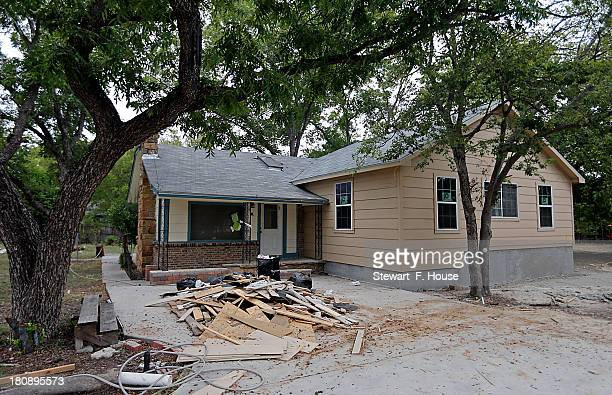 The house where at one time alleged Naval Yard shooter Aaron Alexis lived with friend Nutpisit Suthamtewakul September 17 2013 in Whitle Settlement...
