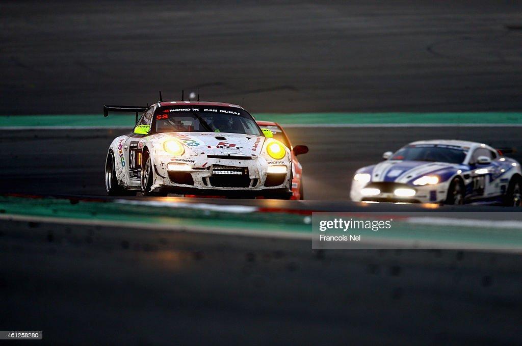 Hankook 24h Race - Dubai: 24h Serices.com