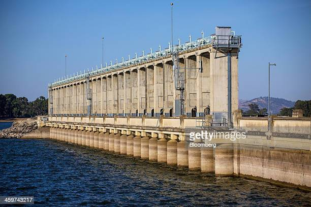 The Hume Power Station operated by Green State Power stands at the Hume Dam near Albury New South Wales Australia on Wednesday Dec 18 2013 New South...