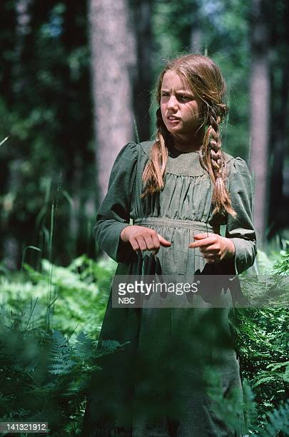 PRAIRIE 'The Hunters' Episode 10 Aired Pictured Melissa Gilbert as Laura Ingalls Photo by NBCU Photo Bank