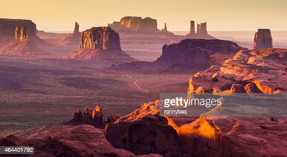 The Hunt's Mesa : Stock Photo