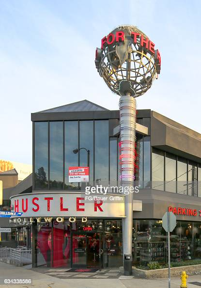 The hustler store los angeles