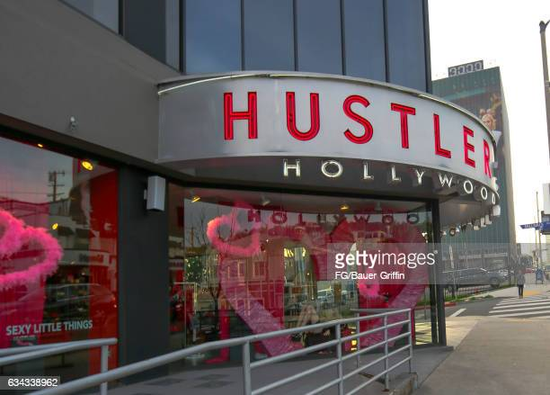 Hustler shop los angeles