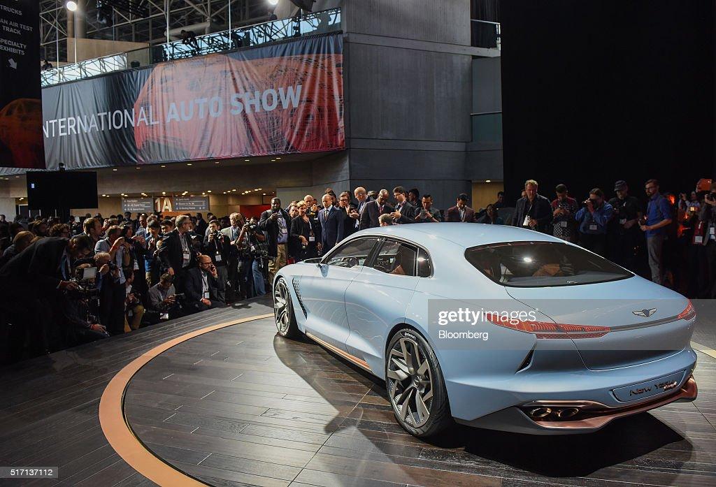 Inside The 2016 New York International Auto Show