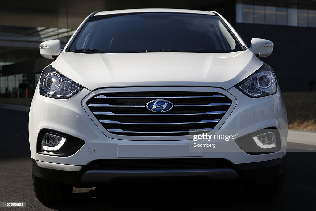 A hyundai motor co fuel cell vehicle and a hydrogen Hyundai motors america