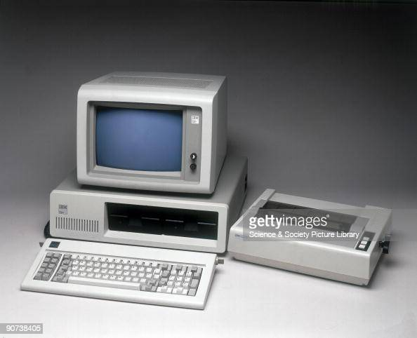 The IBM Personal Computer System was introduced to the market in early 1981 at a time when IBM was the world's largest mainframe computer...