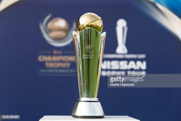 The ICC Champions Trophy on February 21 2017 in Dubai United Arab Emirates