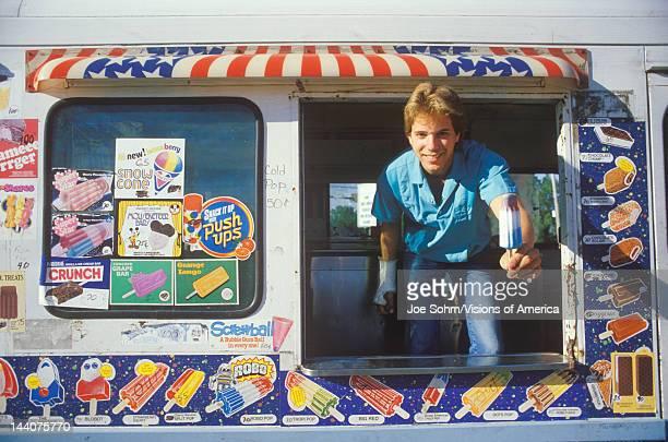 The ice cream man Chicago IL
