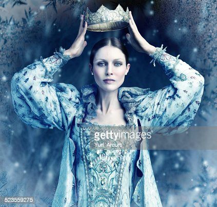 氷の女王も創意工夫、