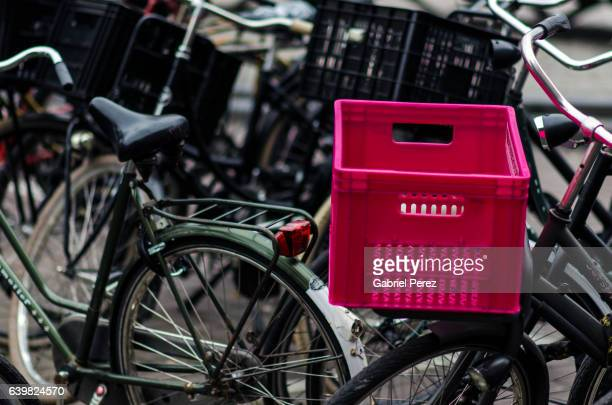 The Iconic Bicycle Culture of Urban Amsterdam