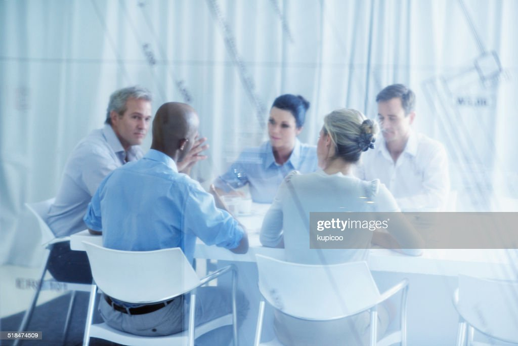 The idea tank : Stock Photo