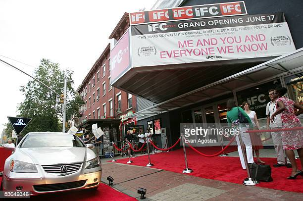 The IFC Center grand opening celebration June 9 2005 in New York City