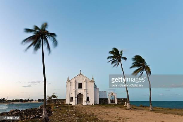 the Ilha de Moçambique, Chapel of Santo Antonio.