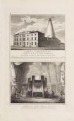 The illustrations show the exterior and interior of the Birmingham glassworks of Jones Smart Company in Aston Hill Published by James Bisset of...