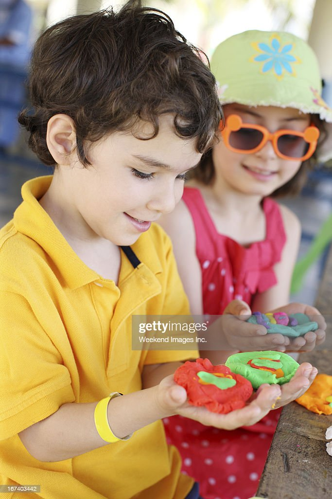 The Imprortance of Play : Stock Photo