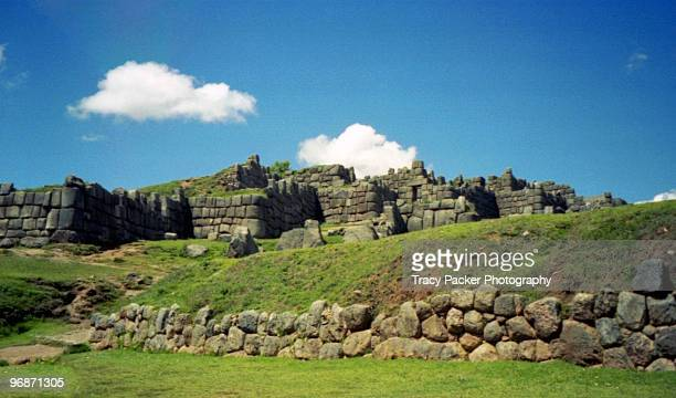 The Inca Fortress of Sacsayhuaman