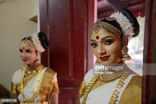The Indian Dance Mohiniattam Kerala Kalamandalam Deemed University of Art and Culture is a major centre for learning Indian performing arts...