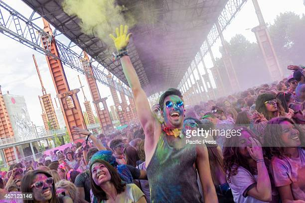 The Indian festival Holi Fusion was held in Turin with the aim to spread love and to promote tolerance and equality in all its forms in an explosion...