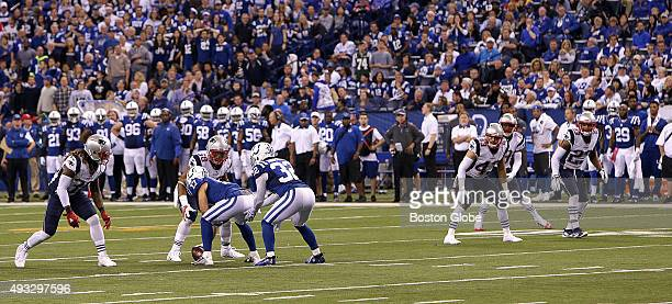 The Indianapolis Colts tried a bunch of trickery against the New England Patriots including a weird punt formation in the third quarter The New...