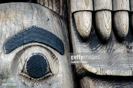 The Indigenous Folk Art of the Pacific Northwest of the United States
