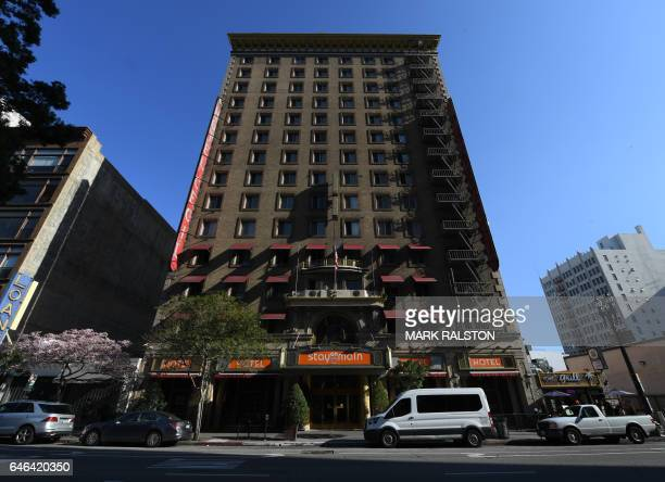 The infamous Hotel Cecil was named a historiccultural monument by the City Council in a unanimous 100 vote in Los Angeles California on February 28...