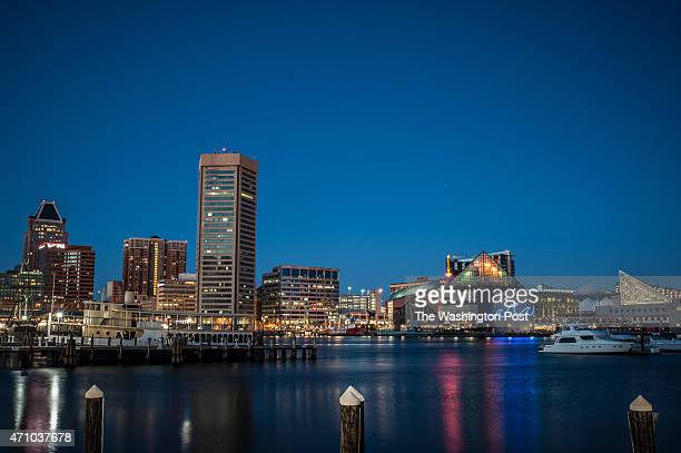 The Inner Harbor is still the showpiece of Baltimore and anchors downtown entertainment and dining