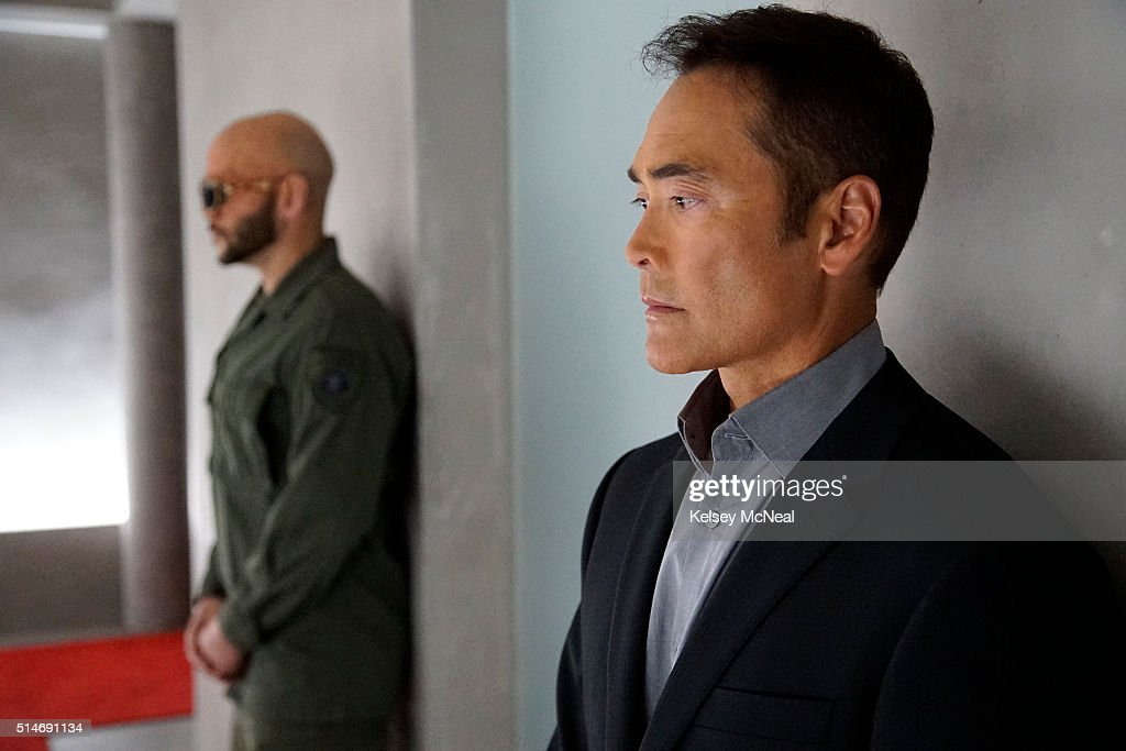 S AGENTS OF S.H.I.E.L.D. - 'The Inside Man' - Coulson and General Talbot are forced to team up and attend a worldwide symposium on Inhumans, where they suspect Malick has an inside man. As the S.H.I.E.L.D. team gets closer to the truth, an unexpected traitor is revealed, on 'Marvel's Agents of S.H.I.E.L.D.,' TUESDAY, MARCH 15 (9:00-10:00 p.m. EDT) on the ABC Television Network. GABRIEL