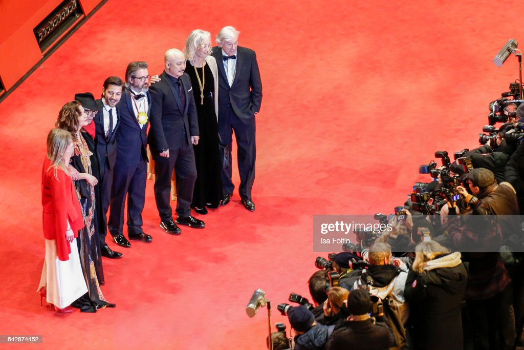 Closing Ceremony - Audi At The 67th Berlinale International Film Festival