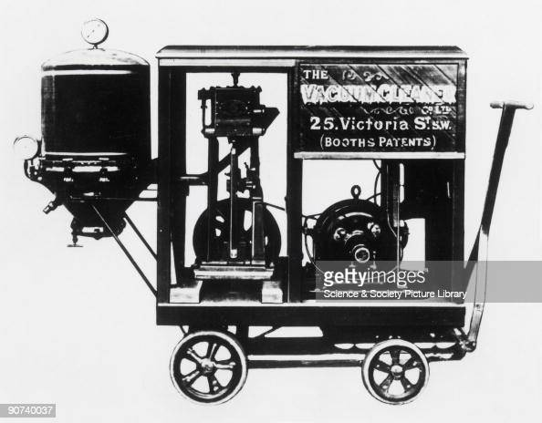 The invention of the vacuum cleaner is generally credited to Hubert Cecil Booth an engineer Booth experimented using a handkerchief placed over his...