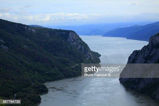 The Iron Gates Gorge
