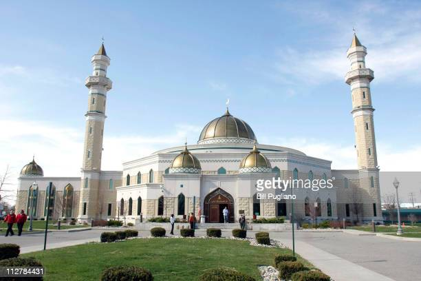 The Islamic Center of America site of a planned Good Friday protest by the Florida koranburning Pastor Terry Jones is shown April 21 2011 in Dearborn...