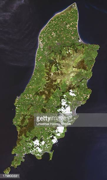 The Isle of Man is a selfgoverning British Crown Dependency in the Irish Sea between Great Britain and Ireland The island is not part of the United...