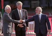 UNS: 26th October 1994 - Israel And Jordan Sign Peace Treaty