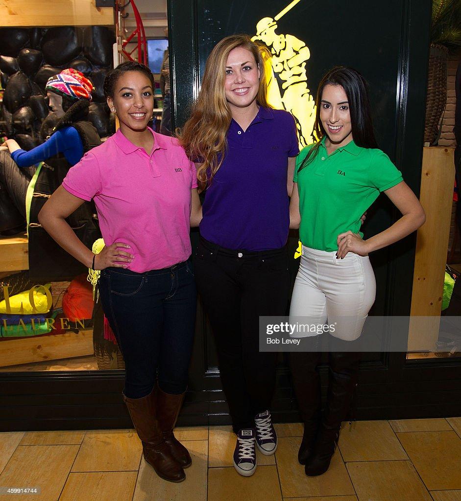 Teen Vogue And Polo Ralph Lauren December 2014 Houston
