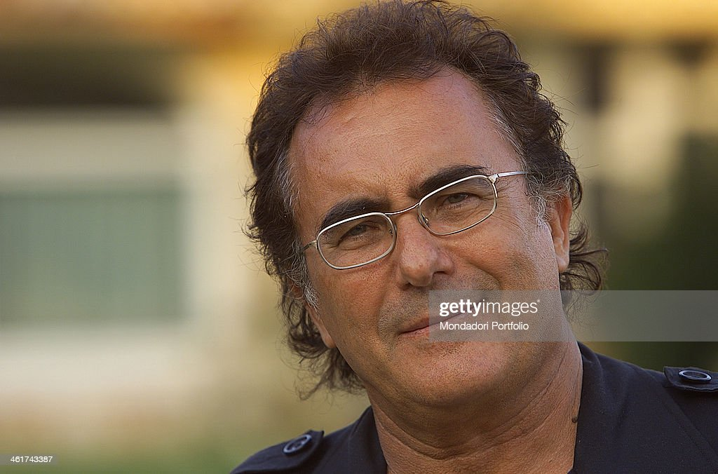 the italian singer albano carrisi in art al bano